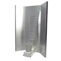REFLECTEUR CFL FLORASTAR 50*43*15cm - 300W Max - Cablé 3m