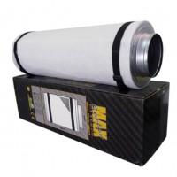 Filtre Max Carbon Ø200mm - 1000m3/h