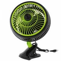 Ventilateur à pince oscillant - Ø25cm - 20W