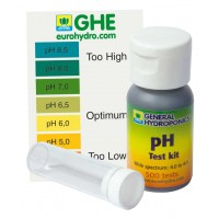 GHE pH TEST KIT - 30ML